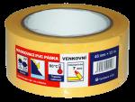 Maskovací PVC pásky s UV filtrem