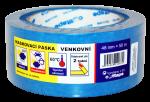 Profesionální malířská UV páska COLLTAPE - MODRÁ